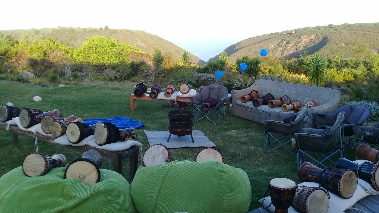 Header Image - GARDEN ROUTE DRUMMING