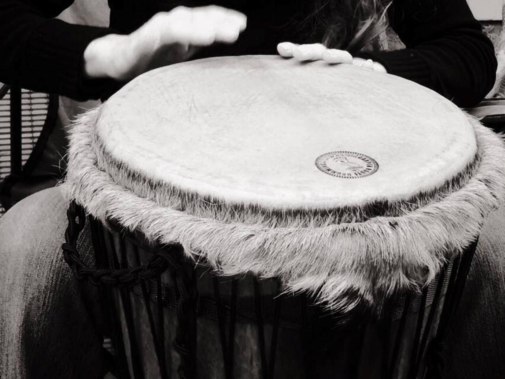 Garden Route Drumming - Drum Circle at Kula Malaika Foundation